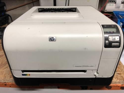 Imprimante HP Laserjet CP1525n color