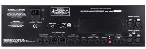 Processeur à lampe TL Audio 5052 2-Channel Tube Processor