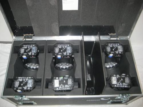 Projecteurs MARTIN Mac AURA