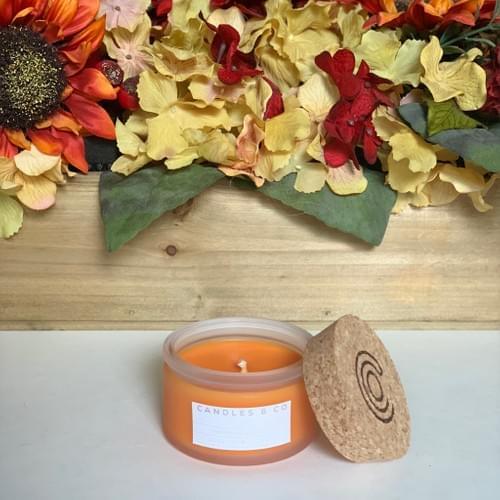 Pumpkin Soufflé - 4oz Soy Candle