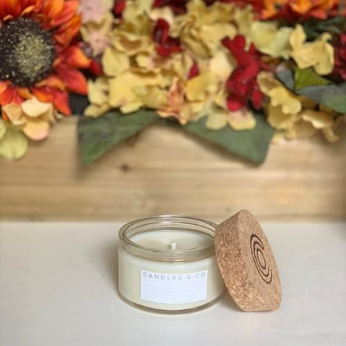 Bamboo and Coconut - 4oz Soy Candle