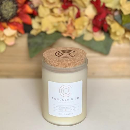 Caribbean Teakwood - 12oz Soy Candle