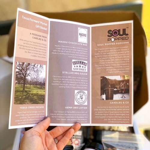 Texas Farmers' Market Gift Box