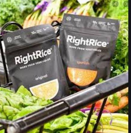 Donate: RightRice | Packed with the Power of Veggies