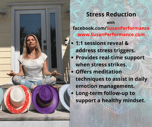 Donate: Stress Reduction Session | Improve Inflammatory Response