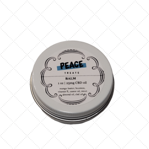 Peace Treats Balm