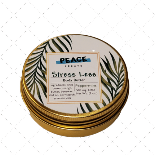 Stress Less Body Butter