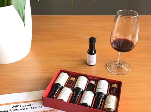 Niveau 1 Vins - Kit de dégustation de 6 Vinottes