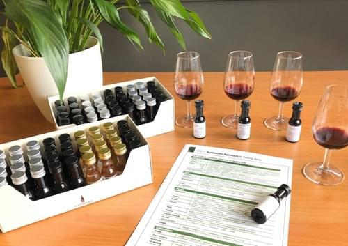 Level 3 Wines - Tasting kit 64 Vinottes