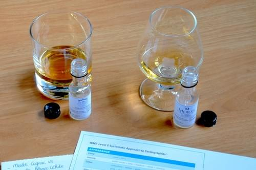Niveau 2 Spiritueux - Kit de dégustation 32 Vinottes