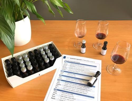 Level 2 Wines  - Tasting kit 40 Vinottes