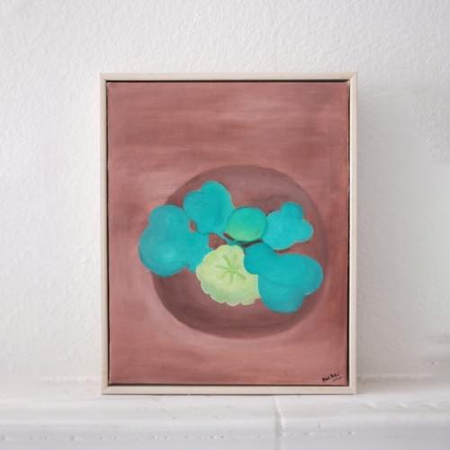 Artwork: The Growth of a Pumpkin No.3