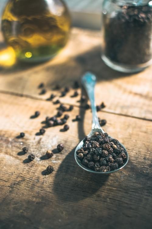 Black Pepper Seeds 100g