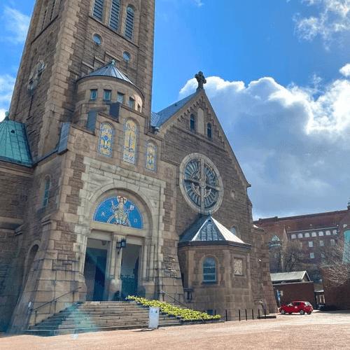 Friday, October 22, 2021, 21:00–22:00 VASA CHURCH