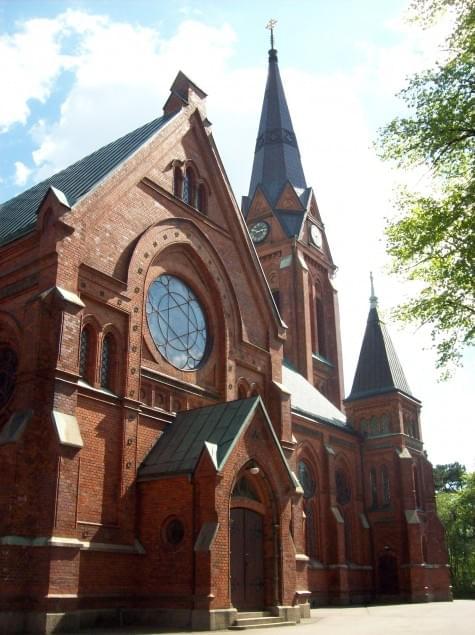 2020-10-09 19.00 Örgryte New Church