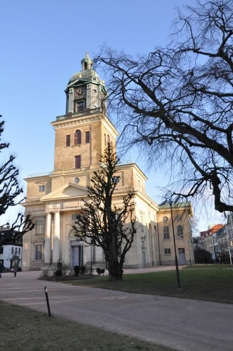 2020-10-17 19.00 Göteborg Cathedral