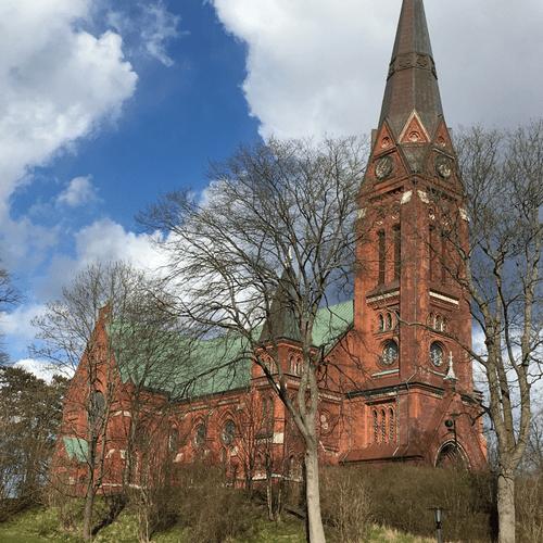 Saturday, October 16, 2021, 21:00–22:00 ÖRGRYTE NEW CHURCH
