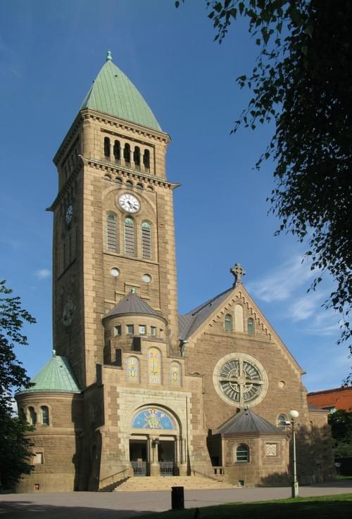 2020-10-13 19.00 Vasa Church