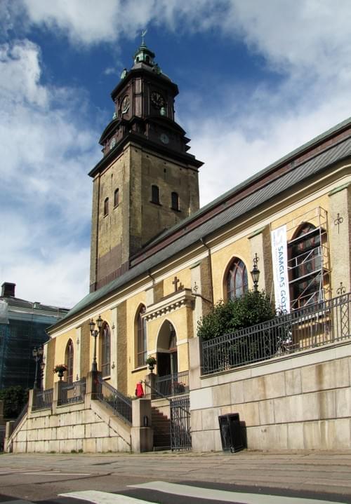 2020-10-14 19.00 German Church