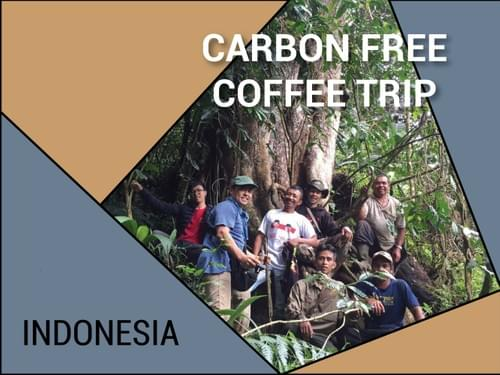 Carbon Free Coffee Trip