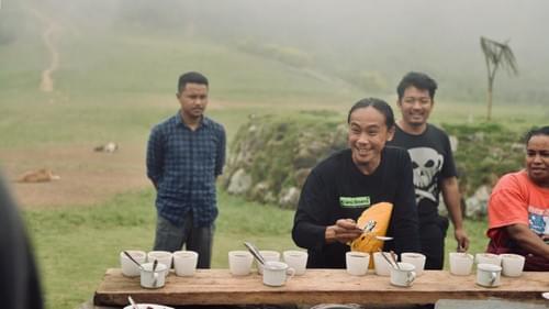 Carbon Free Coffee Trip