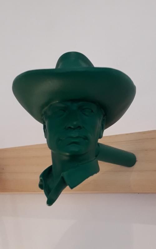 Patère Cowboy  & Indien