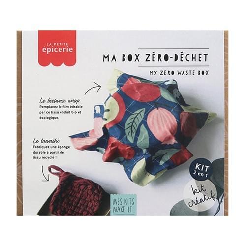 DIY Ma Box Zéro Déchet par La petite épicerie