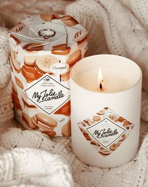 My jolie Candle : Bougie avec Bijou surprise à l'intérieur !