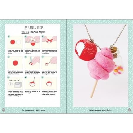 Les kits bijoux gourmands - Bonbons