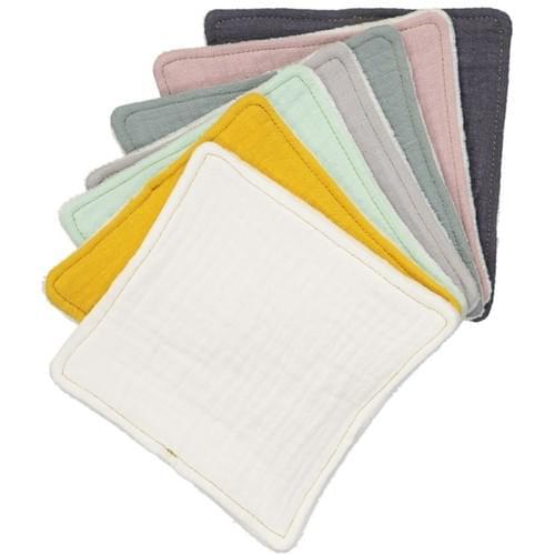 Lingettes démaquillantes lavables (lot de 7)