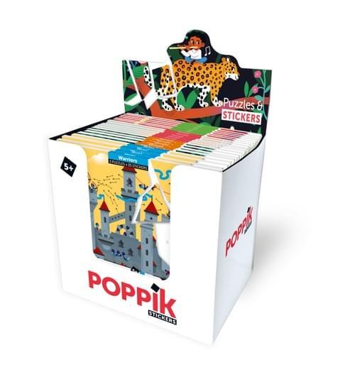 Poppik Puzzle 5 ans et +