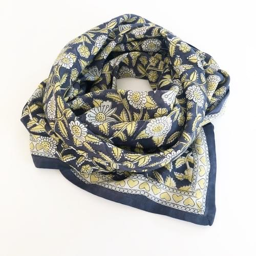 Foulard Latika Apaches Collection