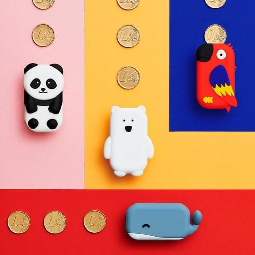 Money Walkie, le porte-monnaie sans contact pour enfants
