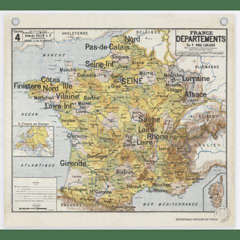 Les Jolies Planches x Bibliothèque Nationale de France décoration murale