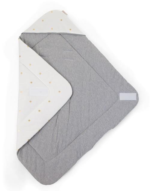 Nid d'ange couverture universelle 75x75 cm