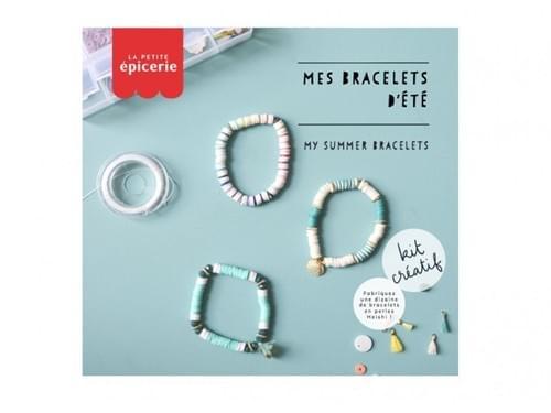 Kit DIY Mes bracelets d'été