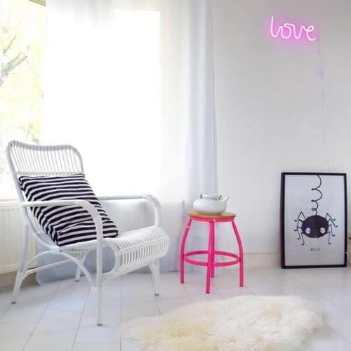 Néon Love / Nuage