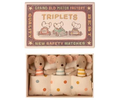 Maileg Triplés de petites souris