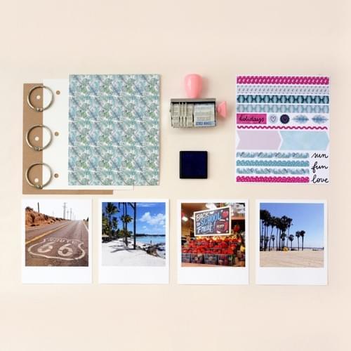 Kit DIY Project Life (Journal Intime)