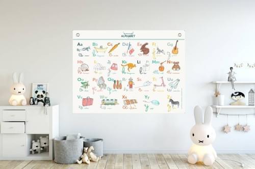 Les Jolies Planches décoration murale enfants