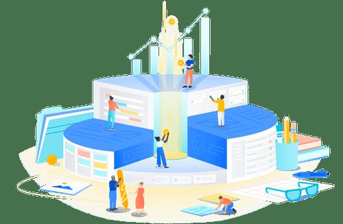 Quy trình công việc dành cho nhóm Marketing