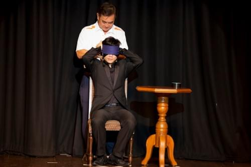 Nique Tan's Mind Magic Show