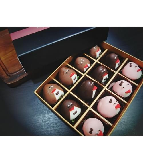 Penguin Coocoberry Gift Box