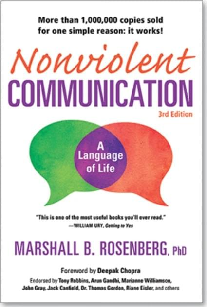 Nonviolent Communication: A Language of Life - 3rd Edition