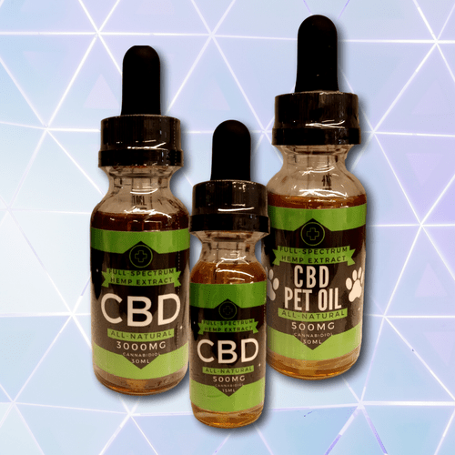 Hemp Oil (CBD) Extracts