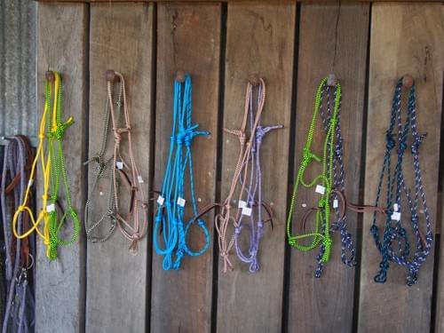 Rope Halters
