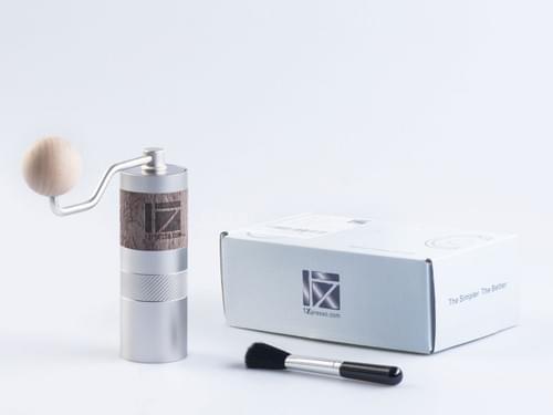 Q2 Manual Coffee Grinder - Pentagonal version
