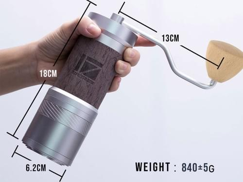 JE-plus Manual Coffee Grinder