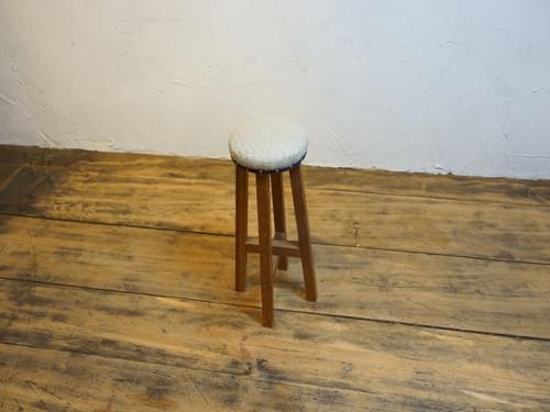 japan vintage chair 昭和中期 丸スツール
