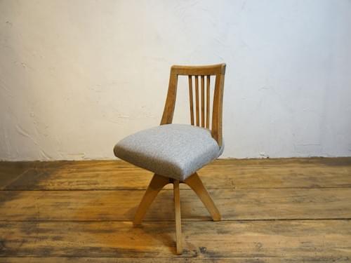 japan antique chair 回転椅子 ドクターチェアー 大正・昭和